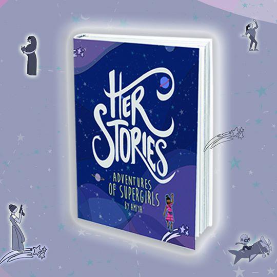 HerStories  English Book Volume (I)