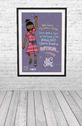 Amiya Poster