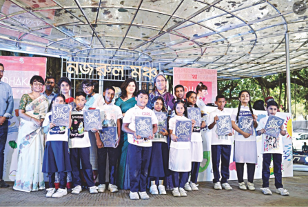 HerStory Foundation debuts 'The Incredible Read-Aloud' at Dhaka Lit Fest